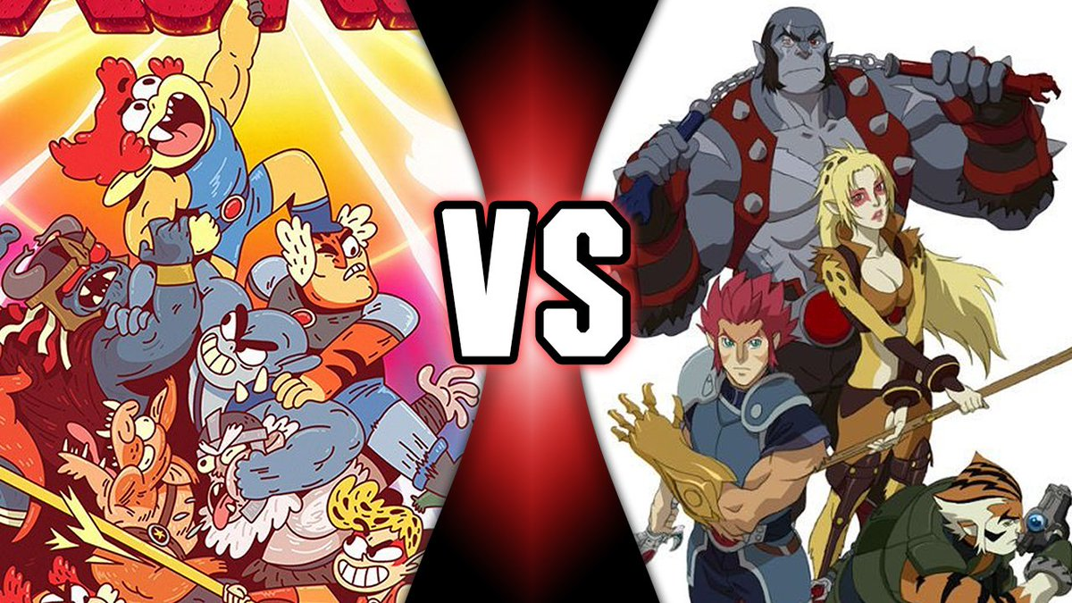 ThunderCats Roar: A Silly, Cartoonish Reboot for Cartoon ... |Thunder Cats Reboot