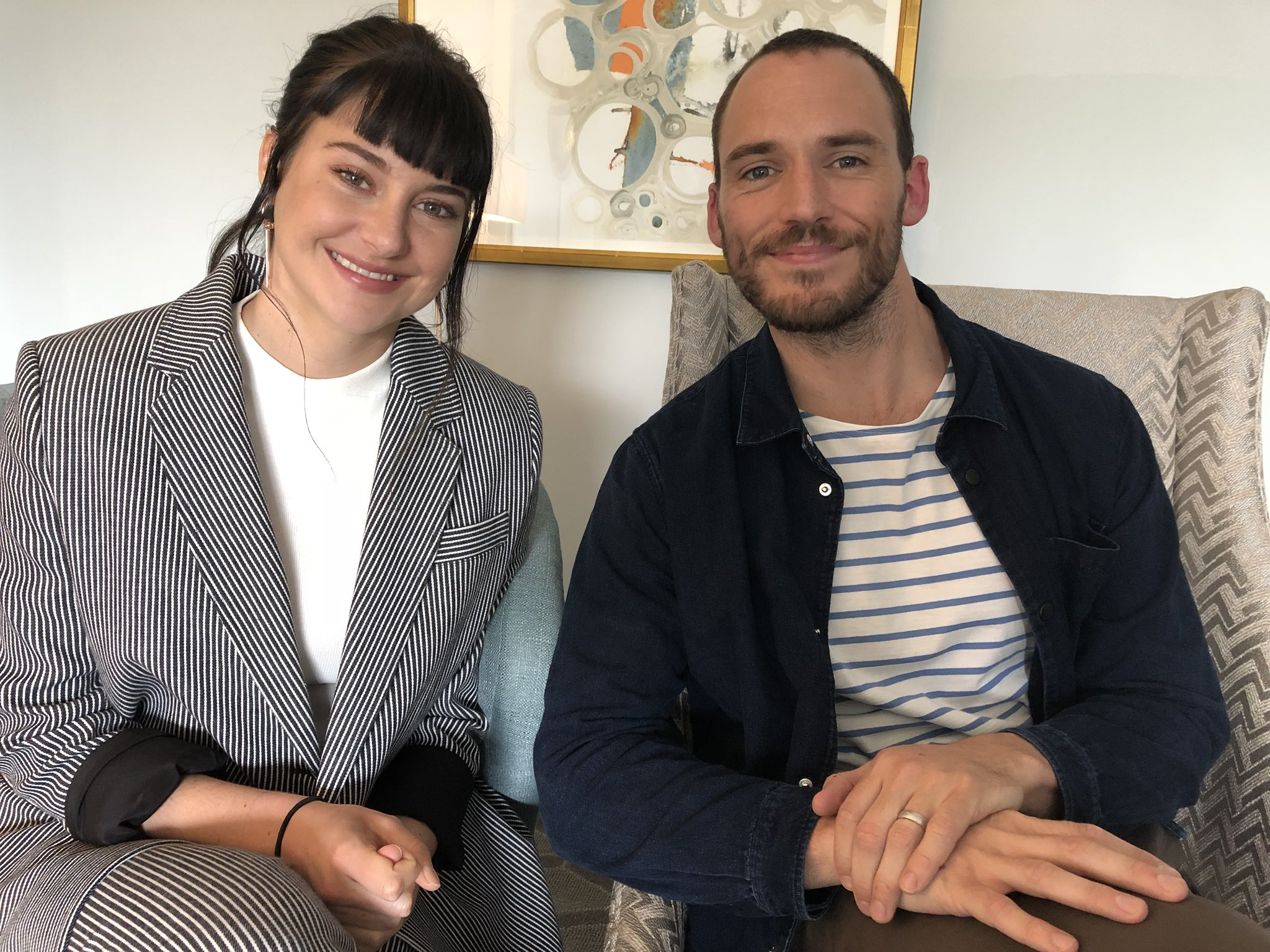 Hey, it's @shailenewoodley and @samclaflin here to answer your Q's about @AdriftMovie! ⛵️ #AskAdrift https://t.co/nkWT7yvg2T