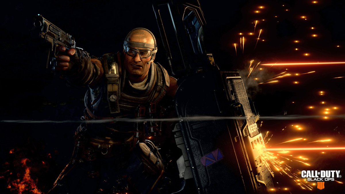 Call of Duty Black Ops 4 Multiplayer Trailer