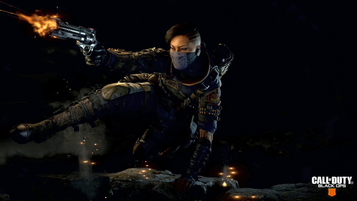 Call of Duty Black Ops 4 Multiplayer Reveal Trailer
