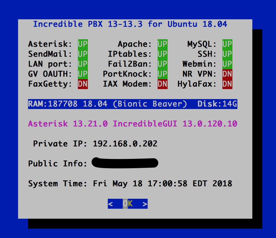 GOOD NEWS - Incredible Ubuntu 18 04 | PIAF - Your own Linux