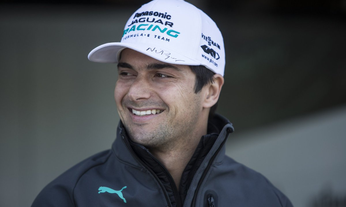 """""""My team have been amazing. In between the races I?ve spent a lot of time with the engineers so hopefully I?ll be back in the points again in Berlin.? Help @NelsonPiquet lead the charge at the #BerlinEPrix with your #FanBoost vote: https://t.co/XHU6Q"""