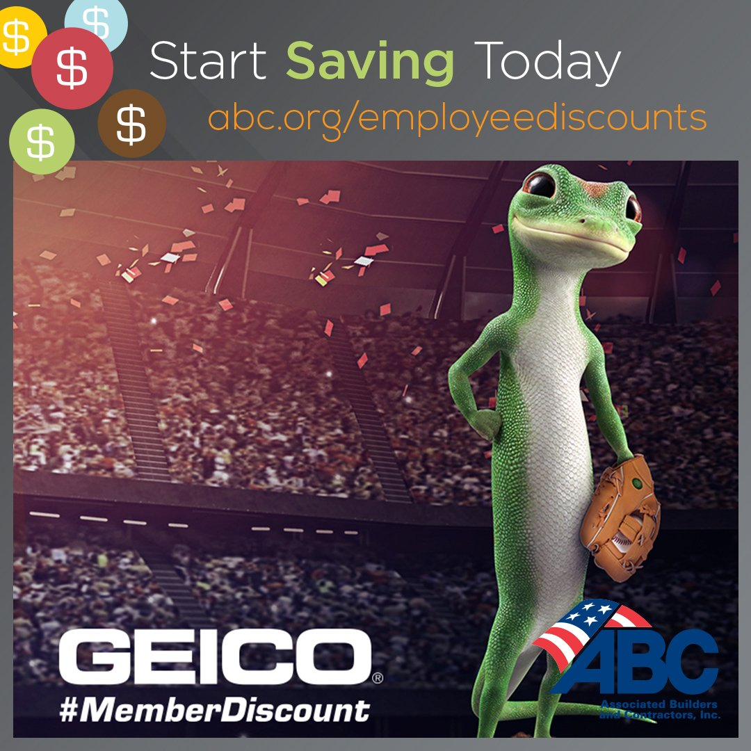Geico Low Mileage Discount >> Abc National V Twitter Catch Some Savings On Your Geico