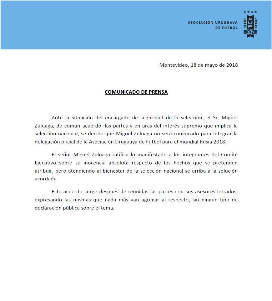 Selección Uruguaya de Fútbol - Página 3 DdgrDBoX0AAsTlv