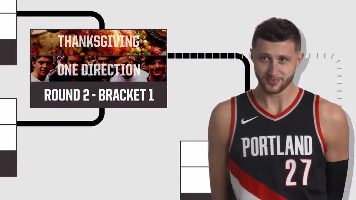 Thanksgiving or One Direction? Jordans or Superman? @bosnianbeast27 may surprise you with his answers.
