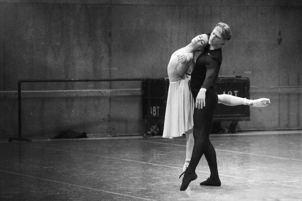 Ballet stars @NatOsipova and @DavidHallberg reunite for @ABTBallet's Giselle on the Met stage, where their partnership began https://t.co/Pa3ijlYRiN