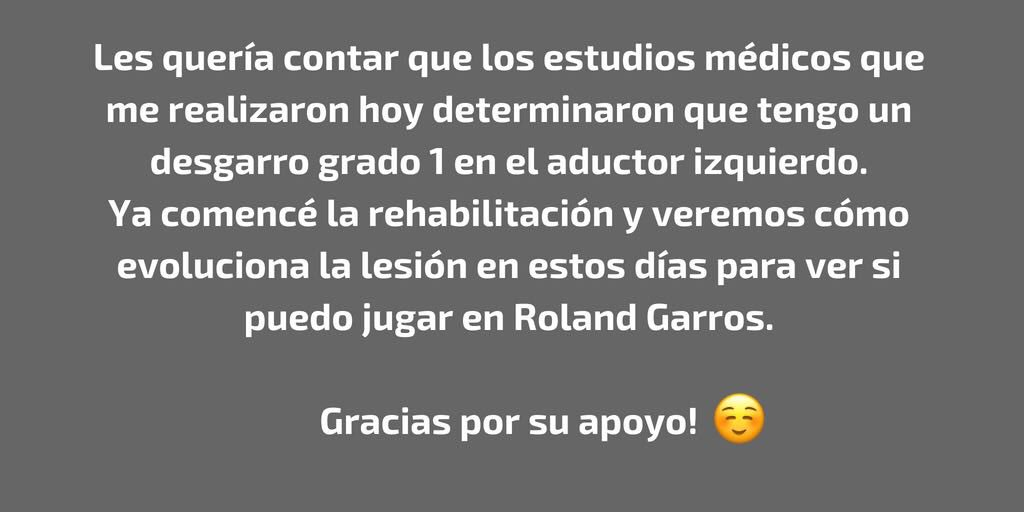 Juan M. del Potro (@delpotrojuan) on Twitter photo 2018-05-18 22:19:40
