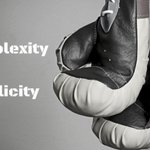 Simplicity vs Complexity: how do you get the right balance with your content?https://t.co/WqiwUNs3co