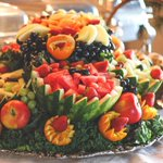 """43 Likes, 2 Comments - HenrisExquisiteCatering (@henriscatering) on Instagram: """"Getting through the week with some delicious fruit! ? . . . . . . . . . . . . . . . #henriscatering…"""" This fantastic party idea was featured today on https://t.co/2n0L40LUCS! #partyideas #party #bi…"""