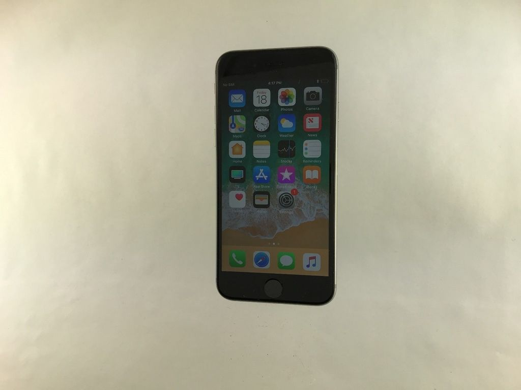 Apple iPhone 6 16GB Space Gray (T-Mobile) Smartphone A1549 Bad ESN (B-508)...