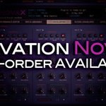Novation Nova Editor and Librarian plug-in announced! https://t.co/OuPtHcg7Vy