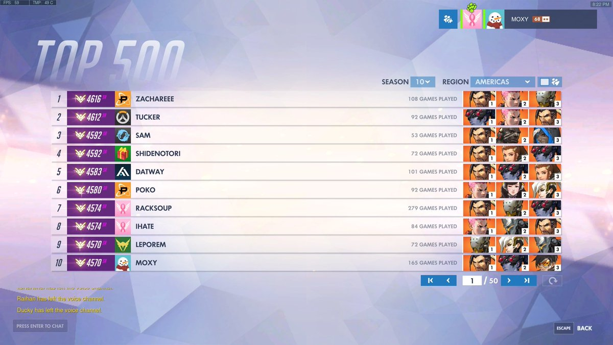 holy shit, we did it boys. LETS GO. finally hit top 10. POG CLIMB WITH @xQc FeelsGoodMan Clap