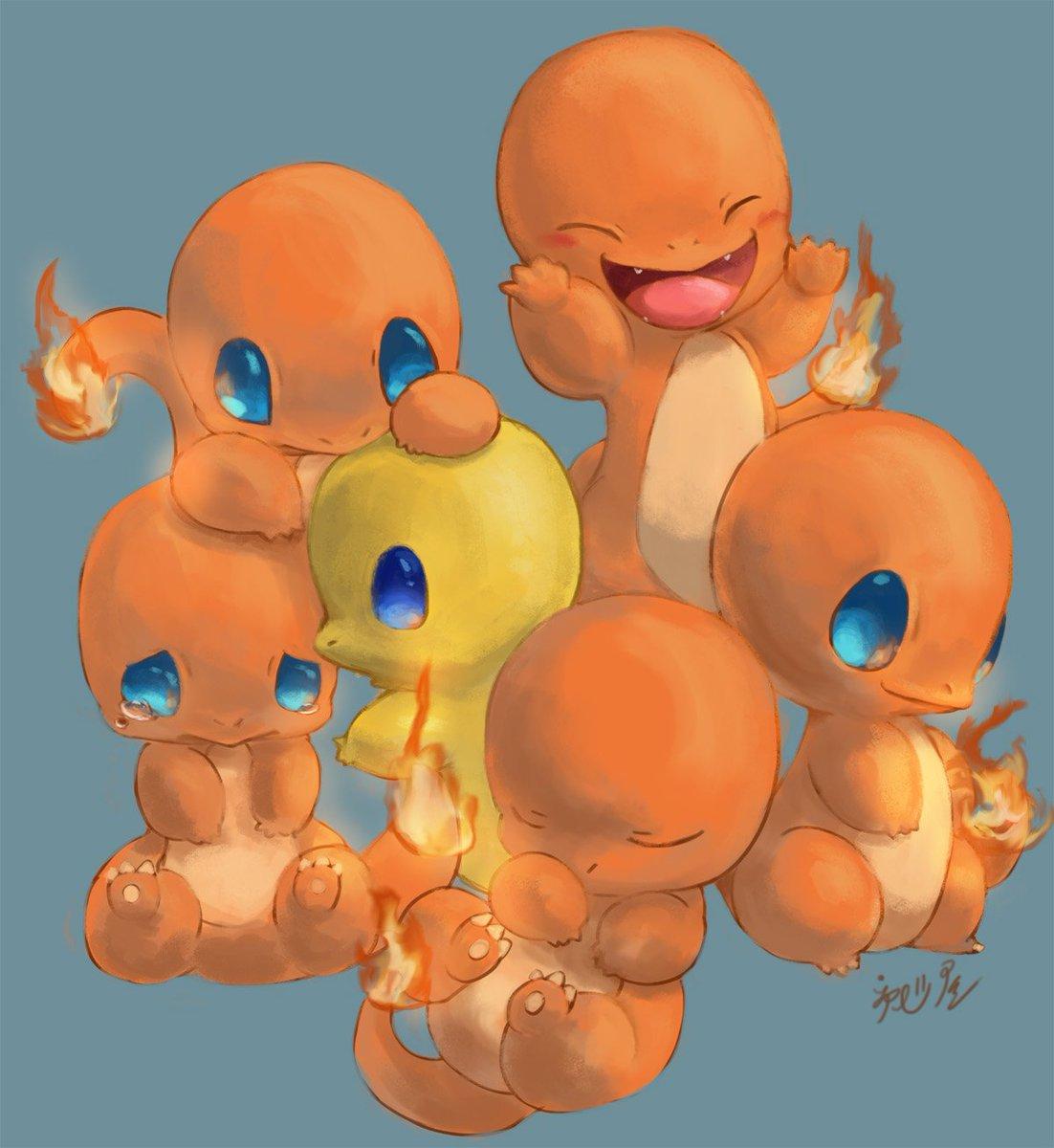 祝い屋 On Twitter 今日はヒトカゲ祭りだぞー Pokemongo