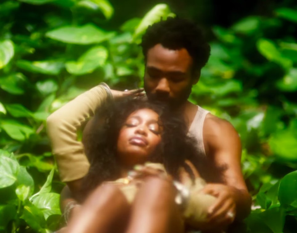 Watch @sza's 'Garden' video, co-starring @donaldglover and her mother Audrey Rowe: https://t.co/z28qYIeT1c  https://t.co/8HdHP0aXQw