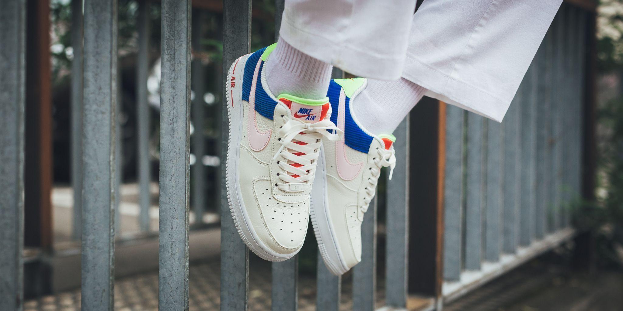 Nike Wmns Air Force 1 Corduroy Pack Lo 'Panache'