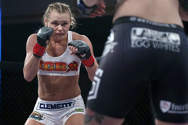 5 things you might not know about Andrea Lee http://bit.ly/2wXiR8M via @raymundomark #UFCChile