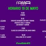 #FamaABailarM19