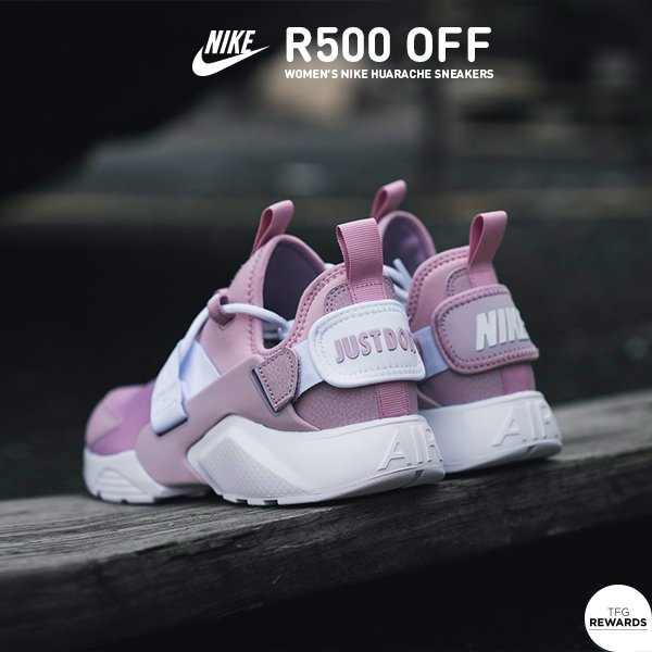 Archive Sa On Twitter Last Chance To Shop We Re Giving You R500 Off Women S Nike Huarache Sneakers Offer Available In Store And Online From 6 May To 19 May Shop Https T Co Nxd5m9rtmb Ts Cs