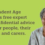 A charity founded over 150 years ago, we're independent so older people can be. Visit our website at https://t.co/YMvJL2VlAk to find out more about who we are and what we do.