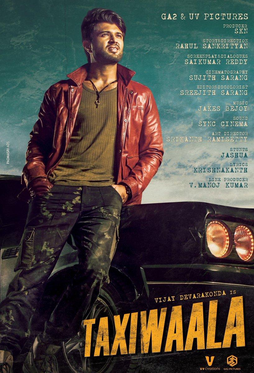 TaxiWala [Super Taxi] (2018) Hindi WEB-HD 1080p 720p 480p x264 AAC ESubs | DD2.0 | Full Movie