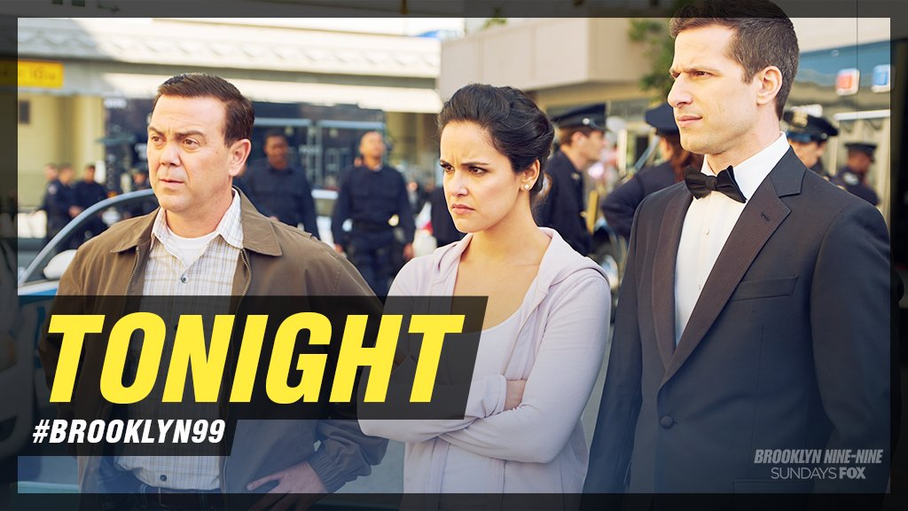 Get primped for the #Brooklyn99 season finale TONIGHT at 8:30/7:30c. 💅