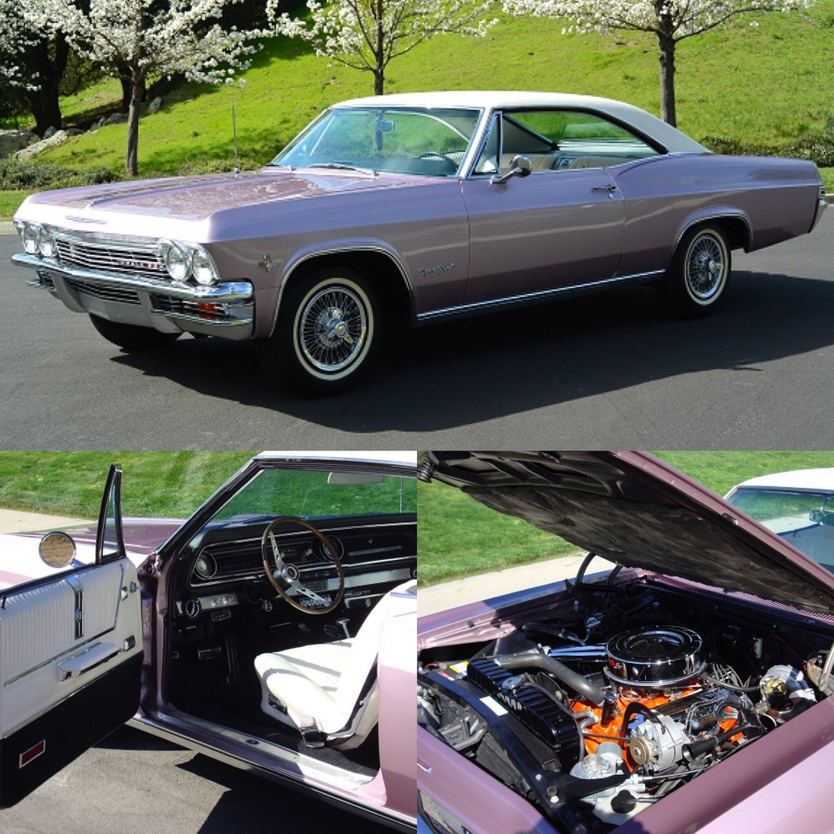 Auto Collection Lv On Twitter 1965 Chevrolet Impala Ss