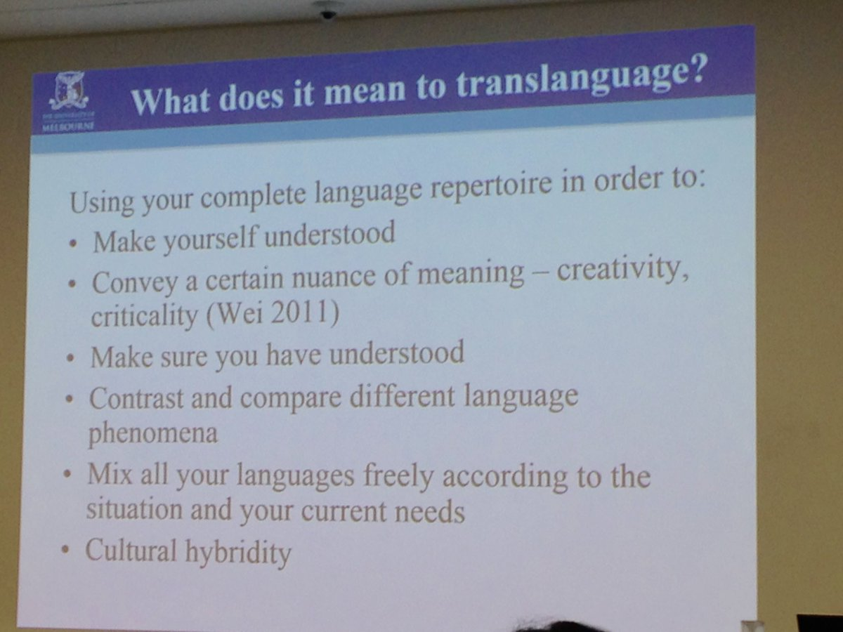 Aiswa languages aiswalanguages twitter carly steele the greatest tool for learning is l1 if we shut that down we shut down opportunities for learning kbleadingaics rdgormanpicitter solutioingenieria Image collections
