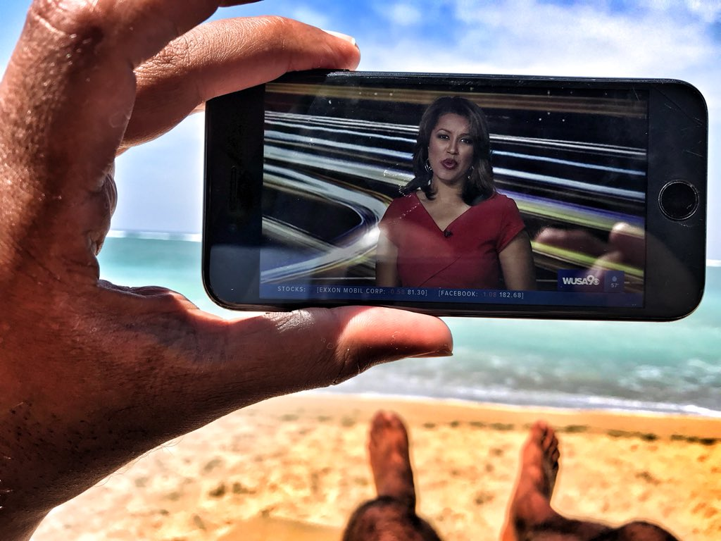 👀 @wusa9's @leslifoster from Bali Indonesia 🇮🇩