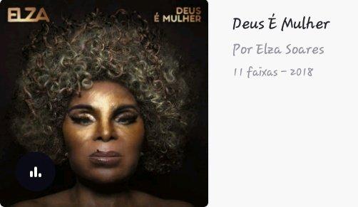 Elza Soares Foto