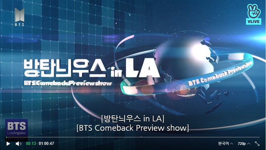 Felsebiyat Dergisi – Popular Bts Comeback Show Highlight