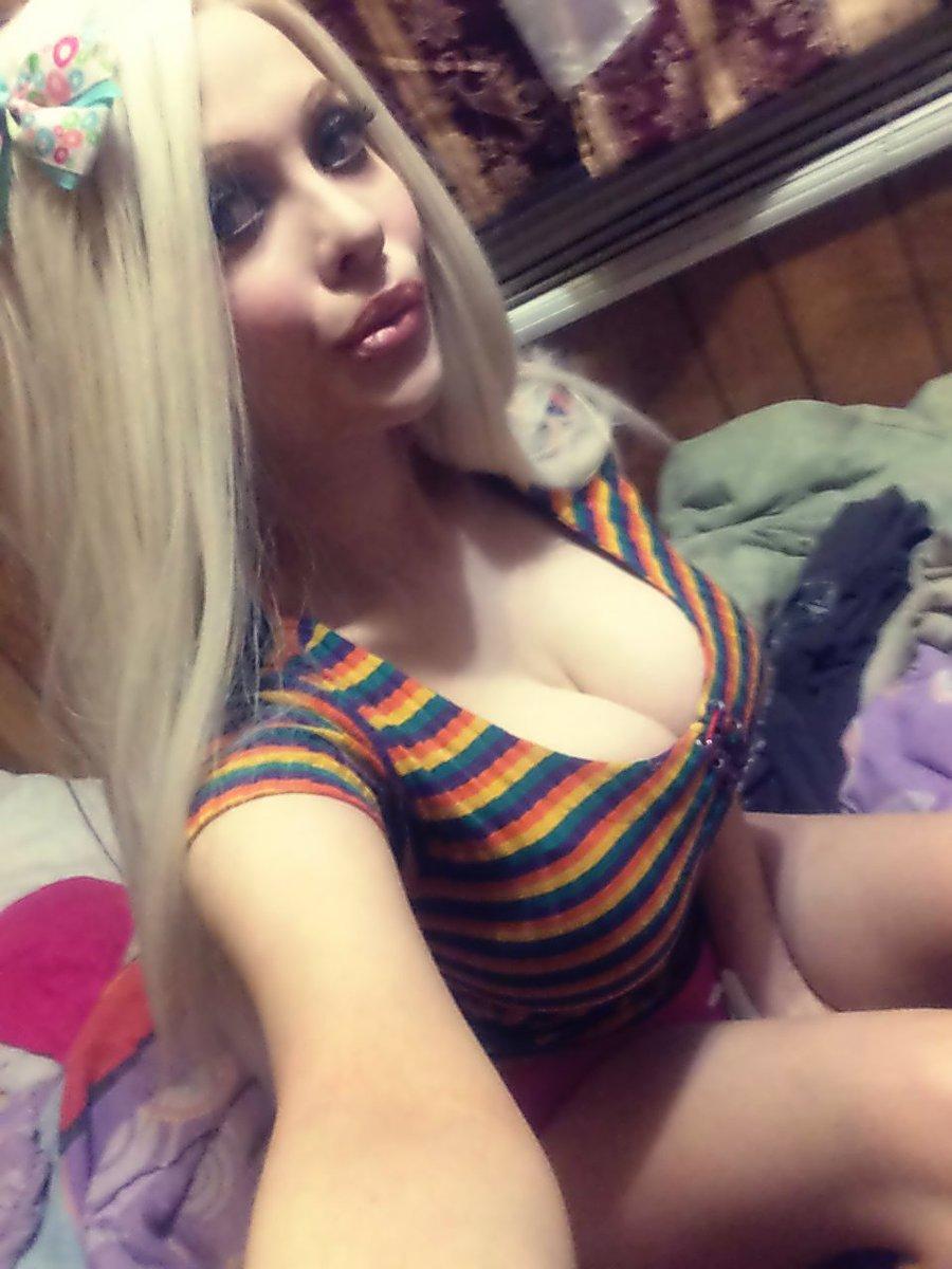 Hot Busty Selfie
