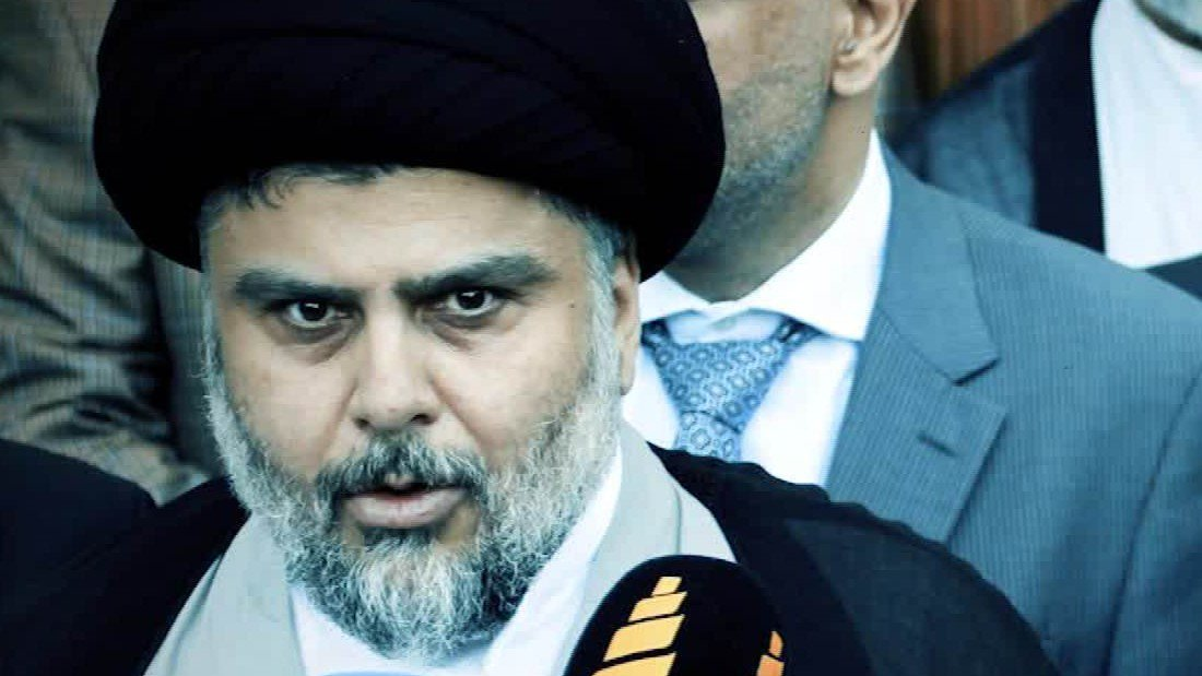 """Al-Sadr campaigned on an anti-corruption platform, allied himself with the Communist Party and rode a wave of populist sentiment to victory. An opponent of Iranian influence in his country, al-Sadr is also a longtime foe of the United States and its role in Iraq."""