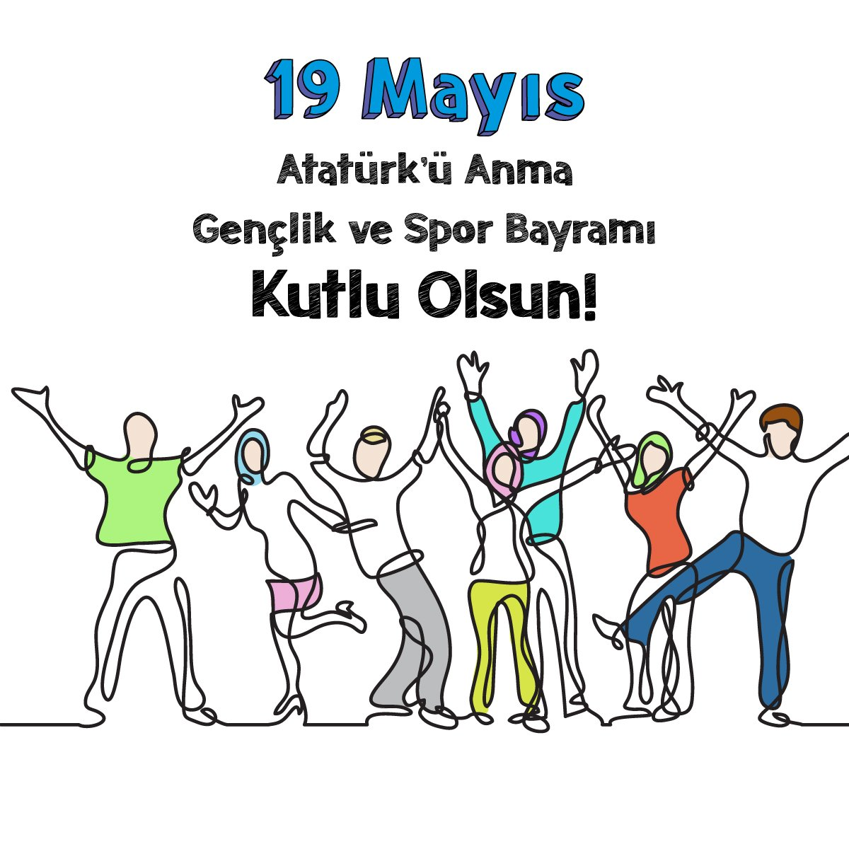 Stabilo Türkiye On Twitter Hayatı Renklendiren Tüm Gençlerin 19