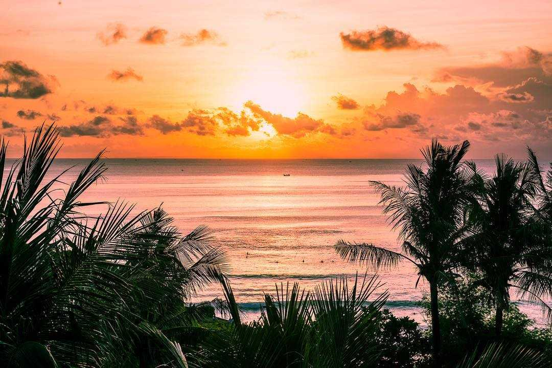 Klapa Resort Bali On Twitter My Favourite Color Is Sunset