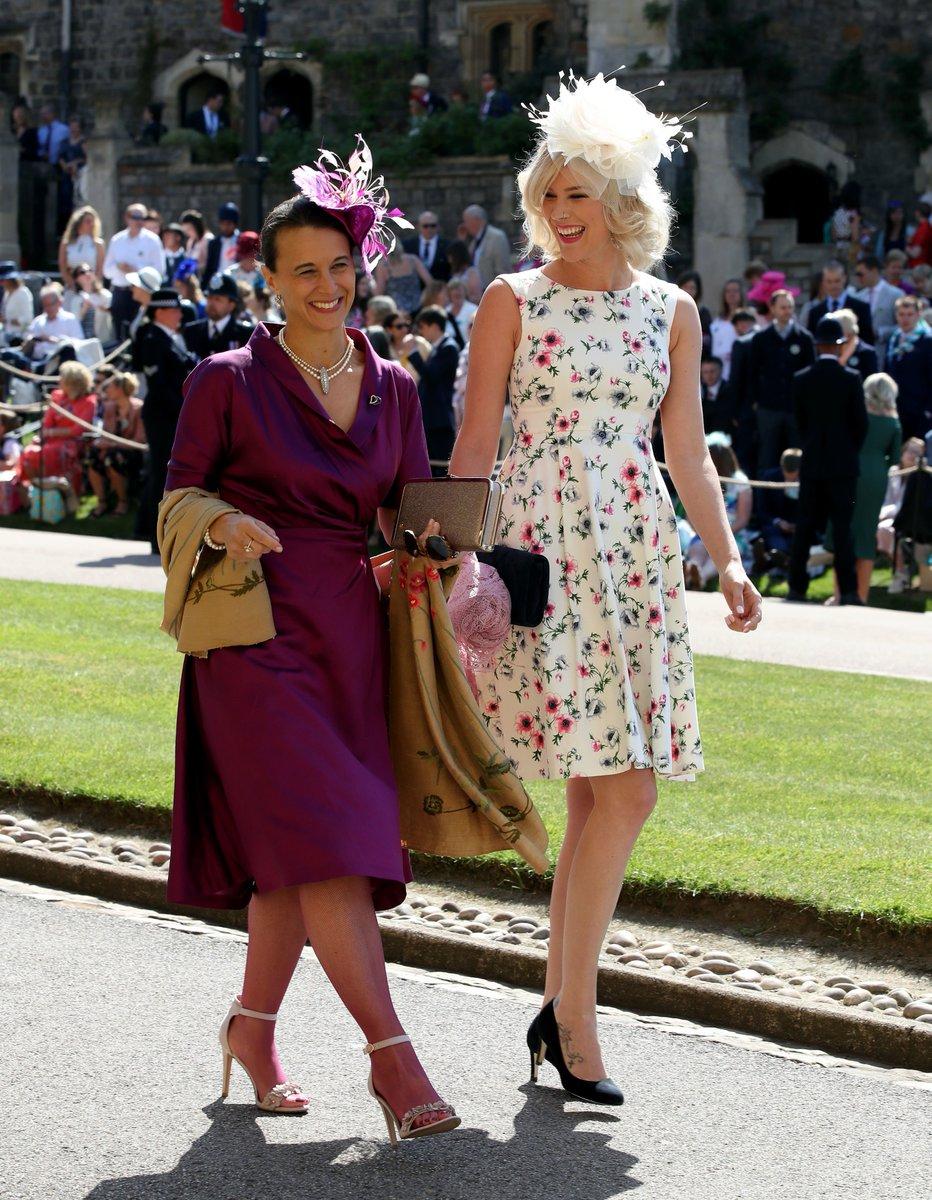 Oprah At Prince Harry Wedding.Oprah To Priyanka Celebrities Spice Up Royal Wedding Khaleej Times