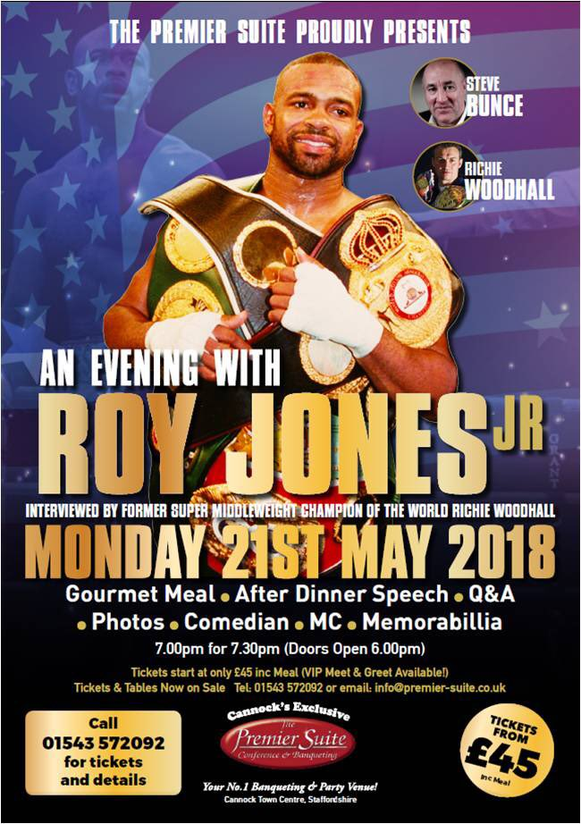The premier suite on twitter we cant wait to meet boxing legend 615 am 19 may 2018 m4hsunfo