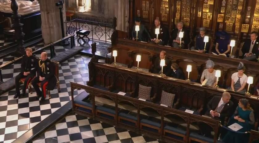 DIRECTO | El príncipe Harry espera la llegada de Meghan Markle a la capilla ver.20m.es/rtmsr4
