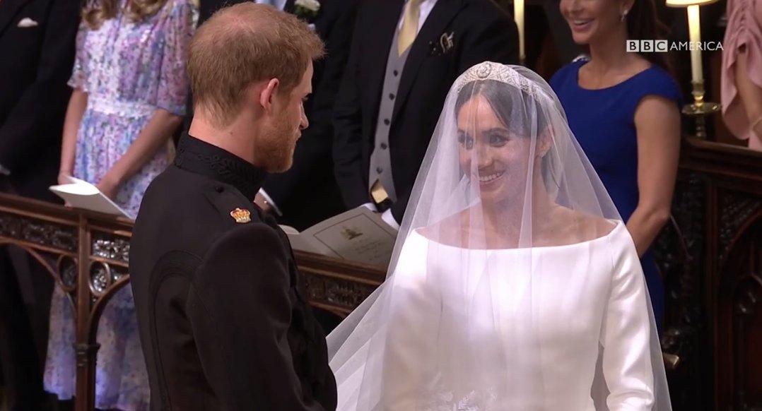 I'm crying. You're crying. We're all crying. #RoyalWedding