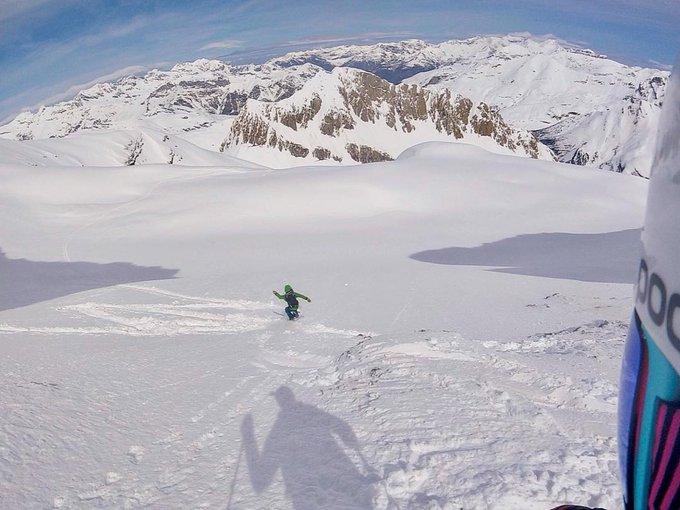 La #brechederoland il y a 3 jours #pyrenees #neige 📷 arthur__gaume