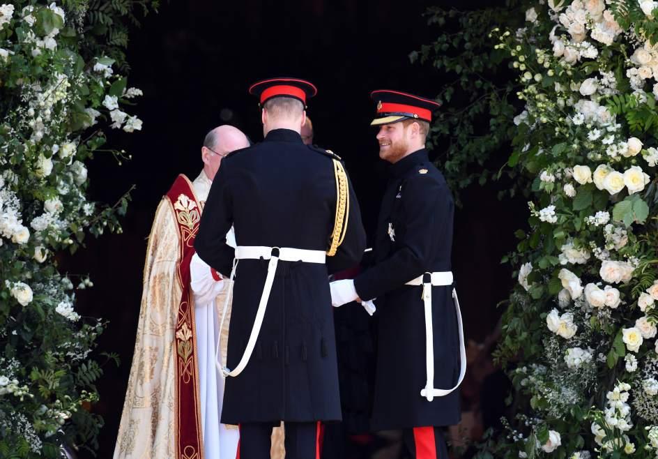 📷 Las mejores imágenes de la #RoyalWedding de Harry y Meghan ver.20m.es/6ohjz1