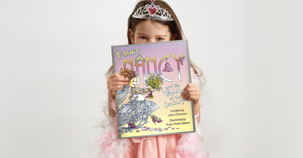 Dont forget: Today, 5/19 at 11 AM, join us at your local store for a special #BNStorytime, in honor of the royal wedding! We'll be reading FANCY NANCY AND THE WEDDING OF THE CENTURY: spr.ly/6018D5SPo