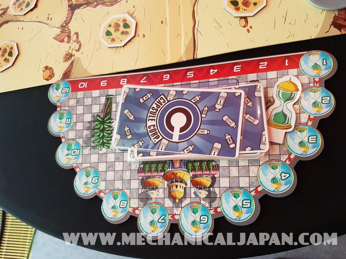 Mechanical Japan على تويتر Nuevo Juego De Mesa De Dragon Ball Z De