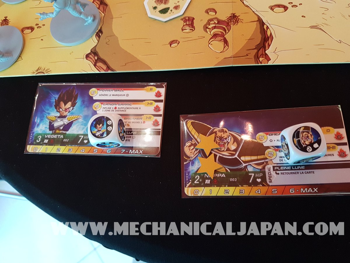 Mechanical Japan On Twitter Nuevo Juego De Mesa De Dragon Ball Z