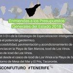 Image for the Tweet beginning: #IcodDeLosVinos también está presente en