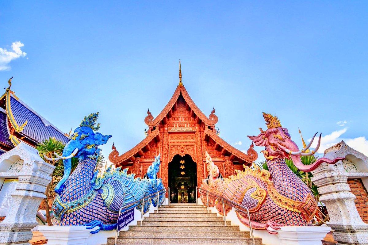 "Chiang Mai News on Twitter: ""#วัดบ้านเด่นสะหรีศรีเมืองแกน หรือ #วัดบ้านเด่น  ตั้งอยู่ที่ ต.อินทขิล อ.แม่แตง จ.เชียงใหม่ #amazingchiangmai #chiangmainews  #chiangmai #thailand #เที่ยวหลังเลนส์ #เที่ยวเชียงใหม่ #เชียงใหม่  #เที่ยวไทย #travelthailand #travel ..."