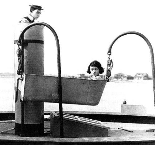 "barsata on Twitter: ""Buster Keaton & Sybiññ in Boat 1921… """