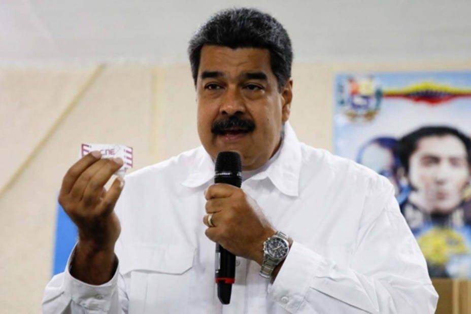 Maduro demandará a Antena 3 por transmitir serie humorística sobre él https://t.co/4ZlmHDqSqF https://t.co/O3RRDDXdXd