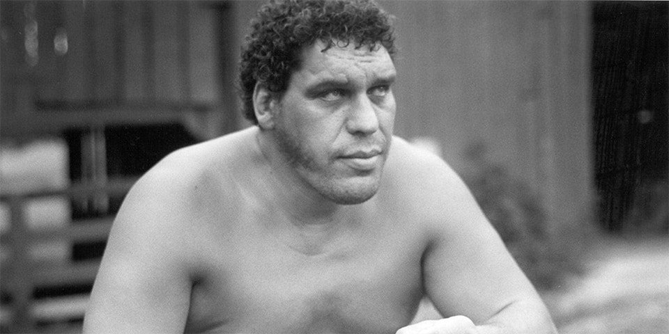 "#OnThisDay in 1946, French wrestler and actor #AndréTheGiant was born. He famously feuded #HulkHogan and starred in ""The Princess Bride."" A new @HBO documentary tells the story of his life."