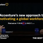 With a truly global workforce of multiple generations, cultures and countries @Accenture knew their corporate learning had to be relevant and inclusive. @BillKutik digs in on this episode of Firing Line https://t.co/mKpA05HR8q