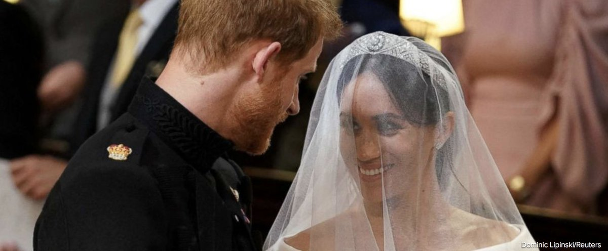 Read what Prince Harry and Meghan Markle said in their wedding vows at their #RoyalWedding. abcn.ws/2wUR7kT